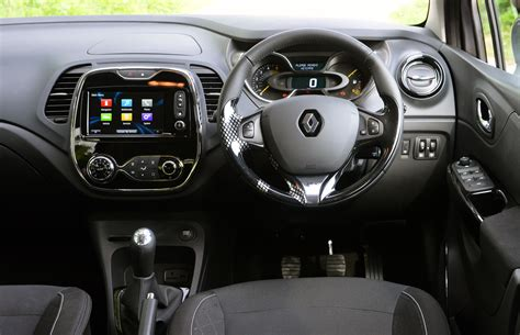 renault captur white interior renault captur interior image 20