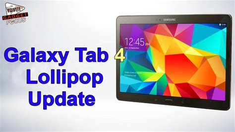 Samsung Tab Update At T Samsung Galaxy Tab 4 Lollipop Update Android 5 1 1 Begins