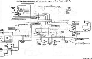 deere 318 parts wiring diagram get free image about wiring diagram