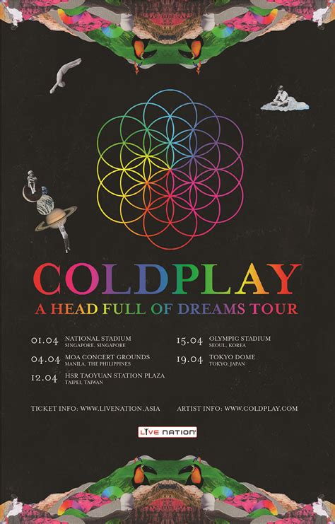 coldplay concert indonesia are coldplay adding bangkok and jakarta to 2017 asia tour