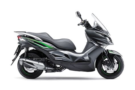 125 Ccm Motorrad Kawasaki by Kawasaki Announces Its First 125cc Scoot Visordown