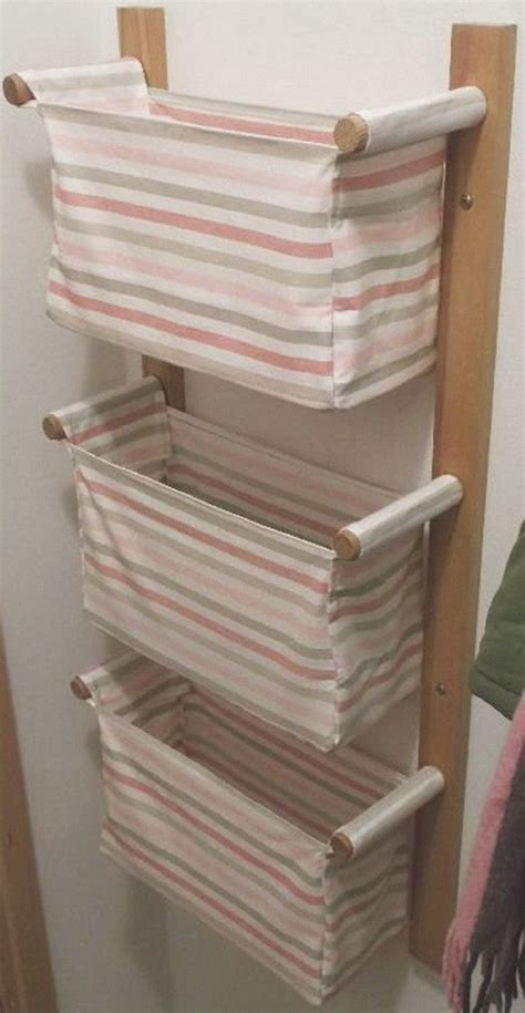 hanging bathroom baskets 25 best ideas about hanging storage on pinterest