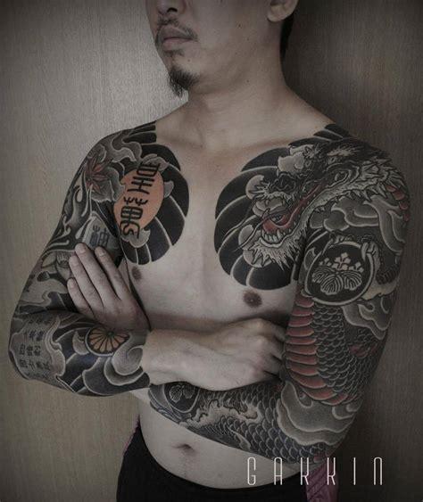 japanese tattoo la japanese style sleeves