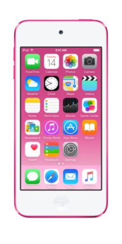 Ipod Design Takes The Sophisticated Route by Ipod Touch 16gb Pink Powermax