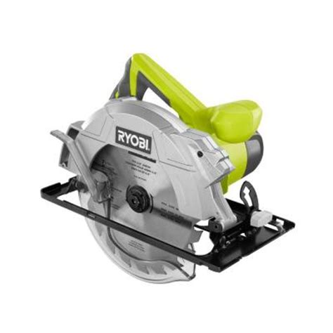 ryobi 14 7 1 4 in circular saw with laser csb135l
