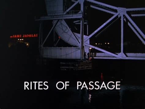 miami vice boat intro the virtues of miami vice rites of passage deadshirt