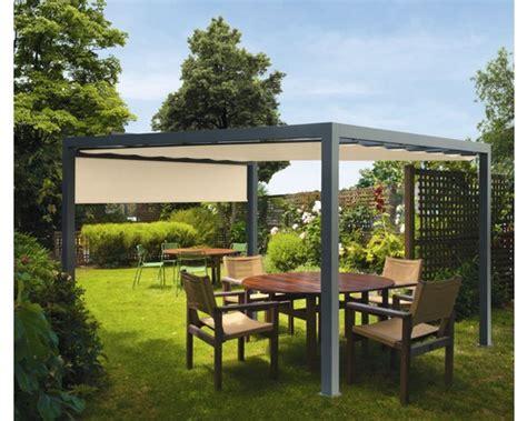 garten kaufen wismar pavillon wismar 300 x 300 cm dessin 0681 beige mit