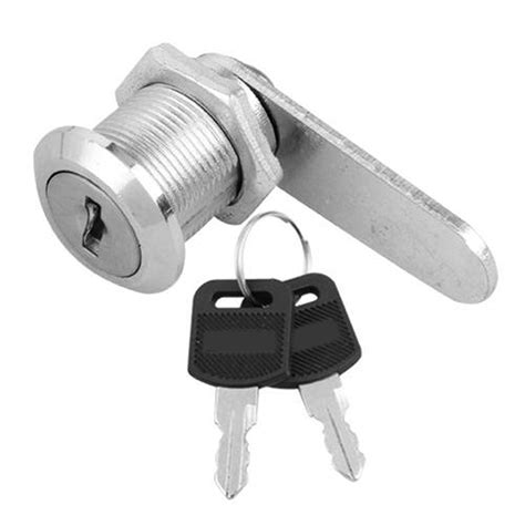 cam locks for metal cabinets stainless steel cam lock with 2 keys for cabinet mailbox