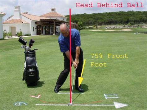 balance in golf swing proper balance rhythm in golf swing