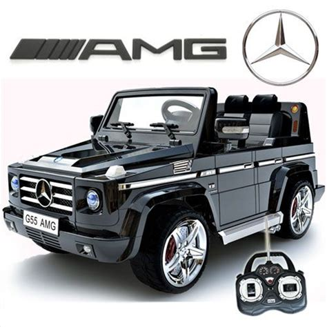 little jeep for kids licensed black mercedes amg g55 luxury kids 12v jeep 163