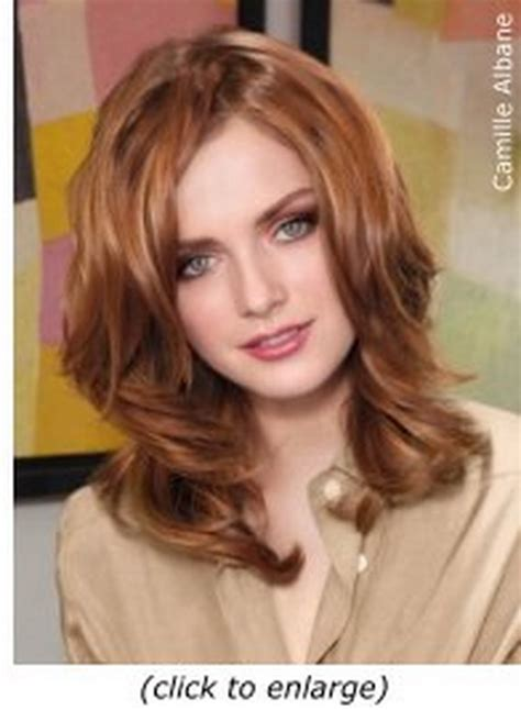 pictures of different kinds of hairdos different types of layered haircuts