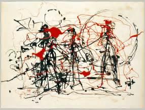Jackson Pollock Essay by Jackson Pollock Physics Artful Science