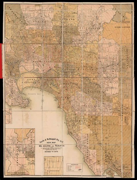 54 best images about maps old and new australia on pinterest