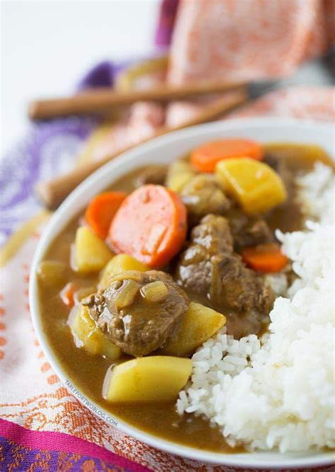 japanese comfort food recipes japanese curry table for two