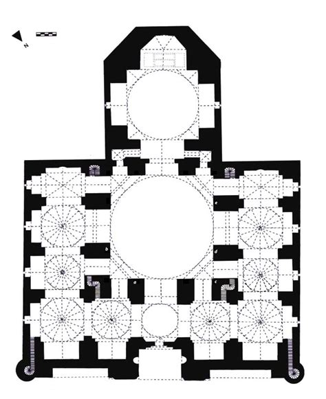 blue mosque floor plan tabriz x monuments x 1 the blue mosque encyclopaedia