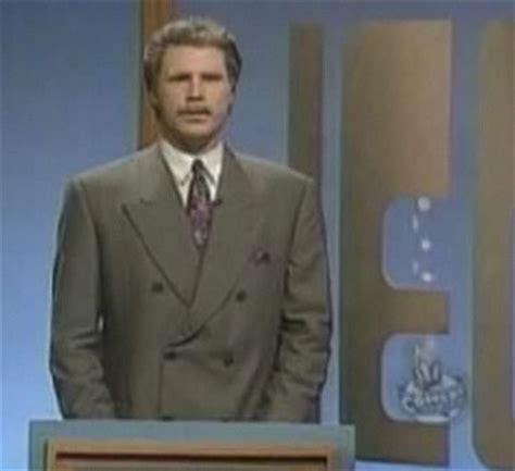 first celebrity jeopardy snl every snl celebrity jeopardy episode starring will