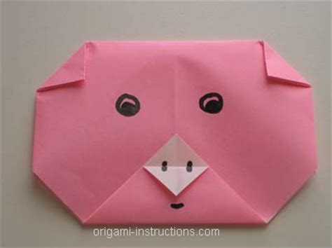 How To Make Origamy - pin animal ears crease misaki kurehito neko nekomimi