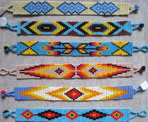35 best images about american seedbeaded loomed