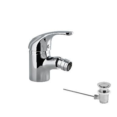 nutzung bidet alea single lever bidet mixer with automatic waste gala
