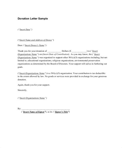 charity thank you letter exle exle request letter for church planting funds donation