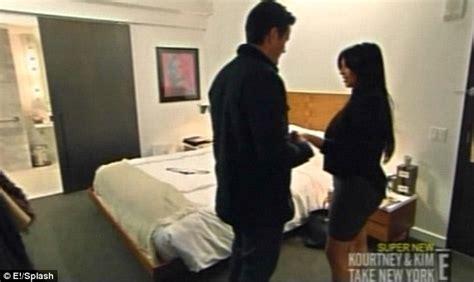 new moves in the bedroom kim kardashian is filmed sleeping with australian