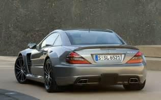 2009 mercedes sl65 amg black series look