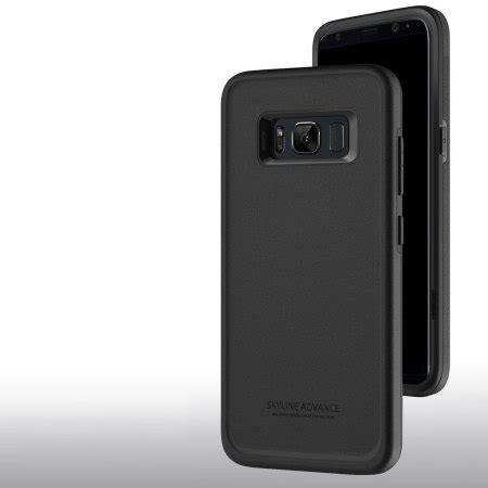 Obliq Shield Samsung Galaxy S8 Black obliq skyline advance samsung galaxy s8 black grey