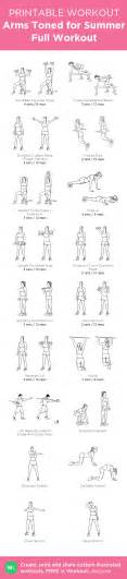 with 6 triceps shoulders workouts followed by 6 biceps