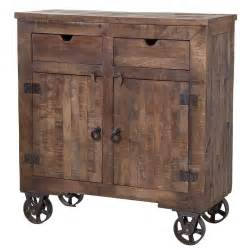 stein world cordelia wood rolling kitchen cart kitchen