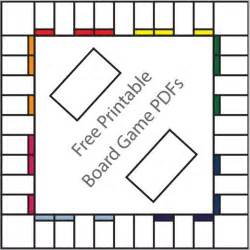Card Game Template Maker 16 Free Printable Board Game Templates Hubpages