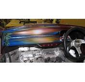 Rons Cool Customised VW Beetle Dashboard  Cars Customs