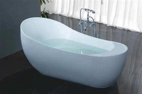 smallest free standing bathtub acrylic alcove soaking tub click to view larger image 48