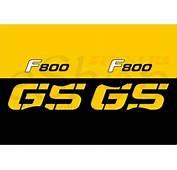 BMW F800 GS 2008 Set  Eshop Stickers
