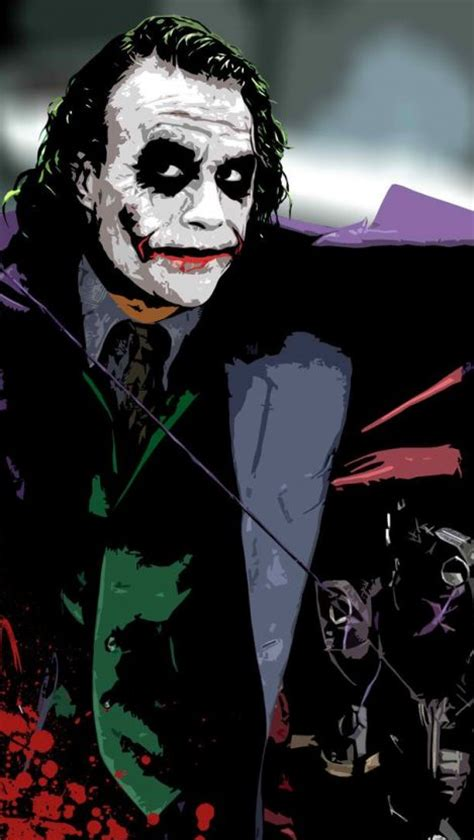 cute joker wallpaper heath ledger joker wallpaper iphone wallpaper iphone