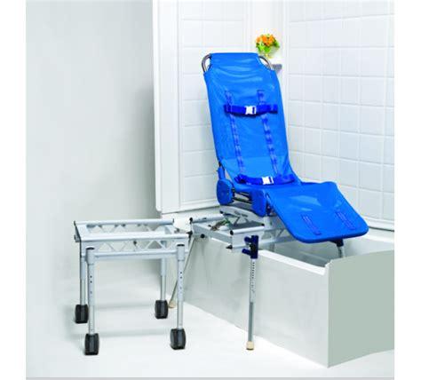 reclining tub chair ultima reclining bath shower transfer system bathroom