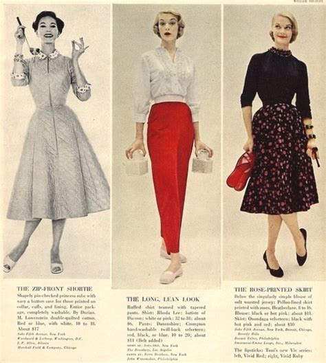 a look at 1950 s couture by era fashion in the 1950 s
