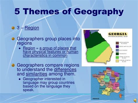 themes of cultural geography ppt what is geography powerpoint presentation id