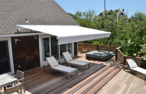 retractable awning for deck retractable awnings pittsburgh pa deck king usa