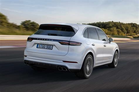porsche ceo porsche cayenne coupe could happen ceo says motor trend