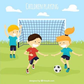 fotos de niños jugando gratis nino futbolista fotos y vectores gratis