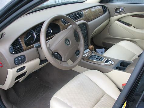 2005 jaguar s type interior pictures cargurus