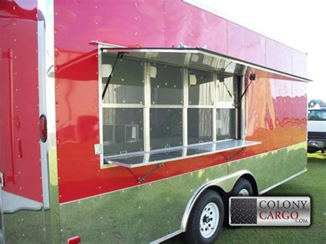concession trailer awnings concession options archives american trailer pros