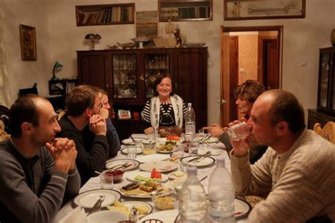 Family Dinner Table by Family Dinner Table Picture Of B B Iris Alaverdi