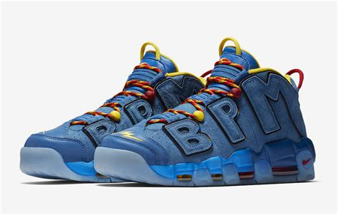 Boots Ah Bless by Nike Air More Uptempo Doernbecher Size National