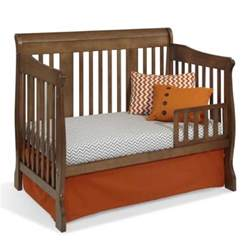 stork craft tuscany 4 in 1 convertible crib nursery
