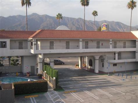best western pasadena royale the view