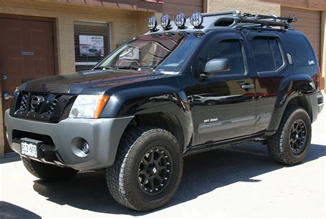 nissan xterra pro  towing capacity redesign