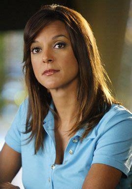 Eva LaRue as Natalia Boa Vista on CSI Miami.   CSI ... Eva Larue Ethnicity