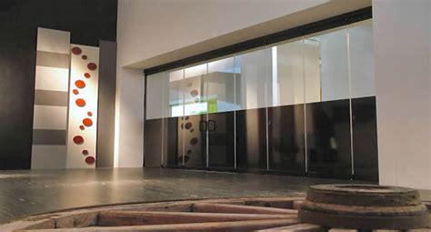 verande mobili per balconi le vetrate panoramiche pieghevoli tuttovetro giemme system