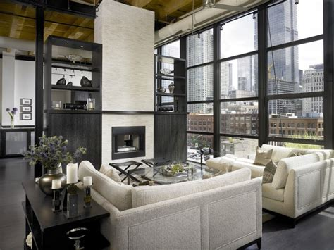 Living Room Chicago by Jamesthomas Llc Industrial Living Room Chicago By